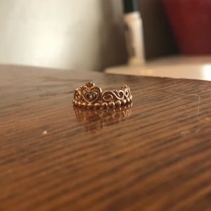 Pandora Jewelry - Pandora rose gold ring size 5